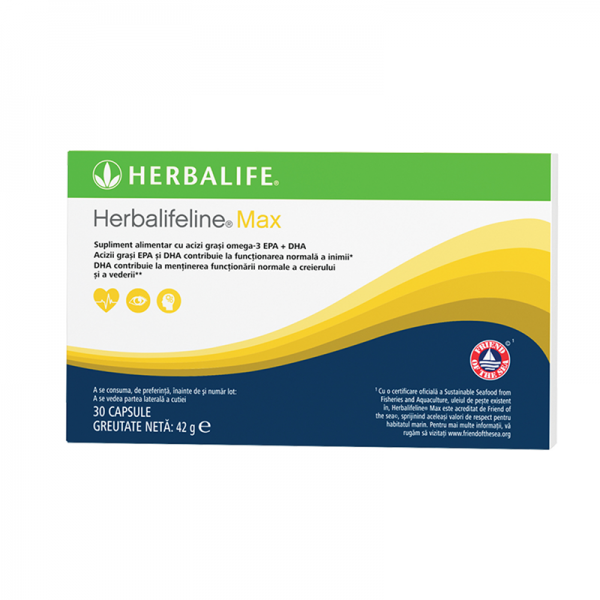 Herbalifeline MAX 30 de capsule
