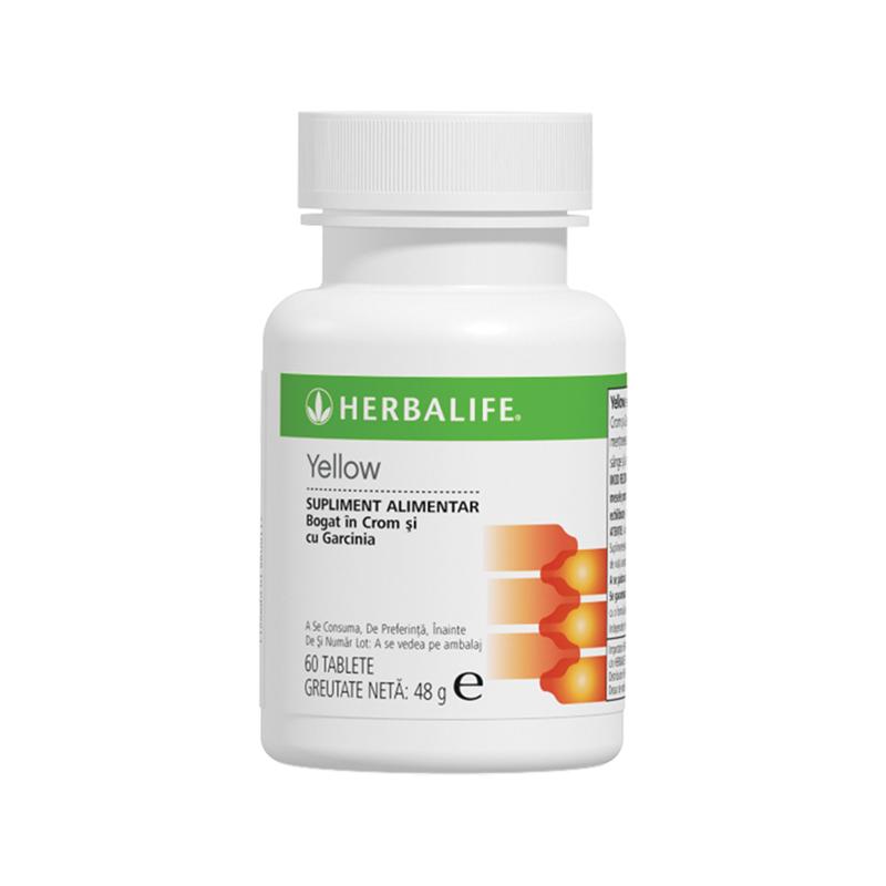 Thermojetics Yellow Herbalife