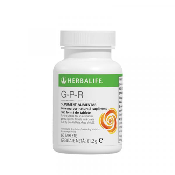 Herbalife G-P-R Tablete de Guarana