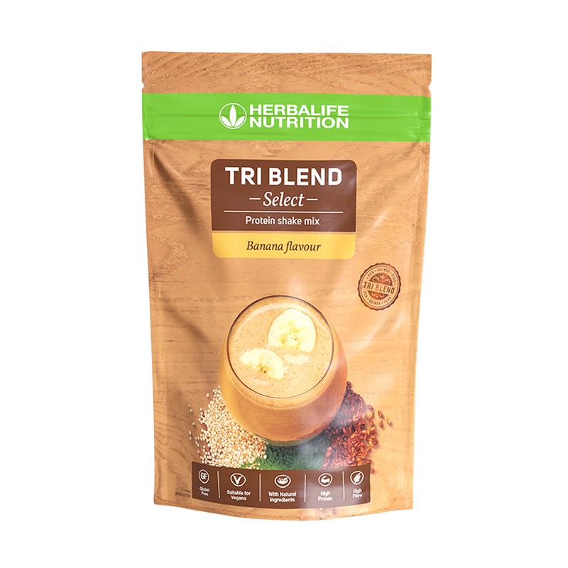 Herbalife Tri Blend Select Banane