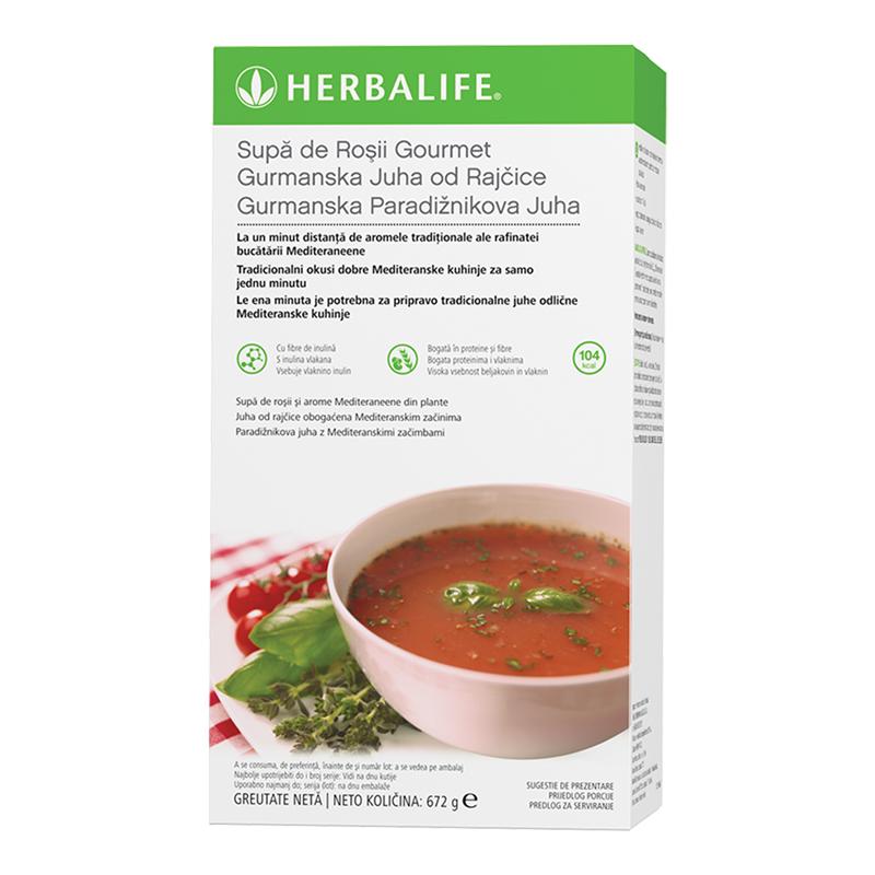 Supa de Roşii Gourmet Herbalife