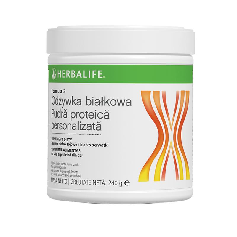 Herbalife Formula 3 Pudră Proteică Personalizată