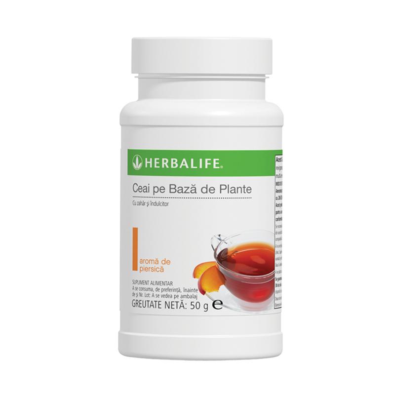 Ceai Instant Herbalife pe bază de Plante Piersică 50g