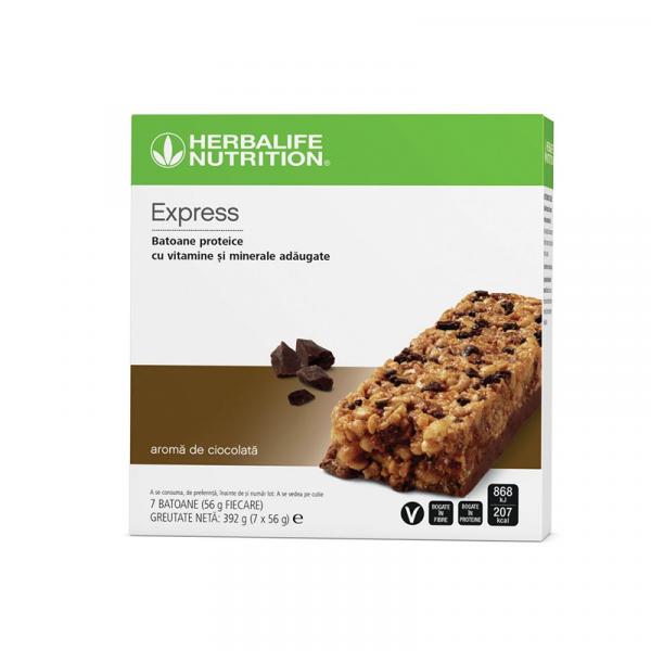 Baton Proteic Herbalife Express Ciocolată