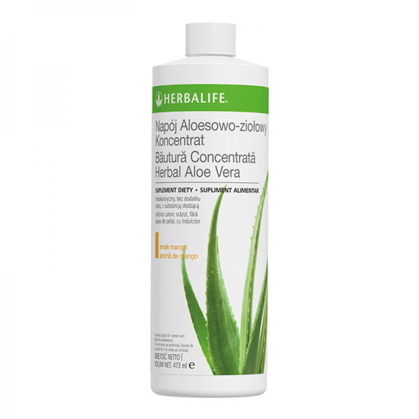 Herbalife Concentrat Herbal Aloe Vera Mango