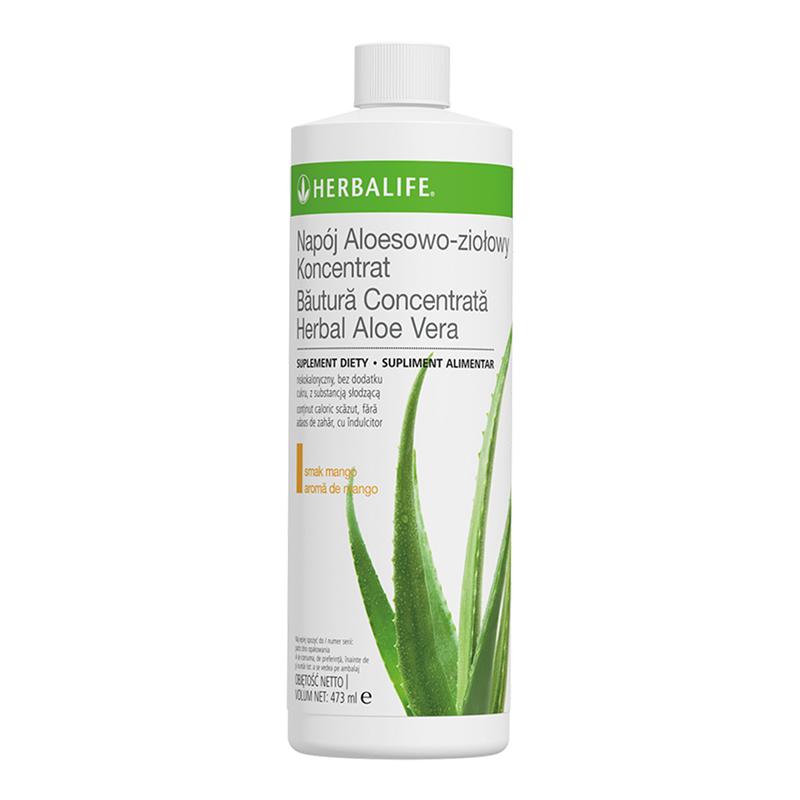 Herbalife Concentrat Herbal Aloe Vera Mango