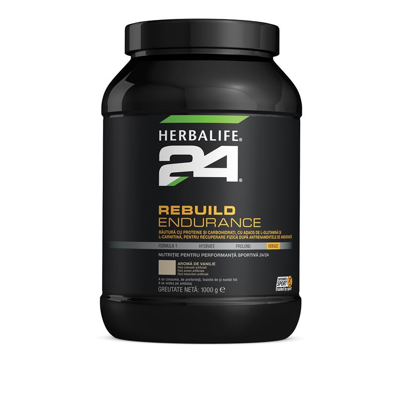 Herbalife H24 Rebuild Endurance Vanilie 1000g