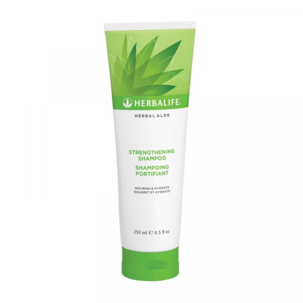 Herbal Aloe Şampon pentru Întărirea Părului