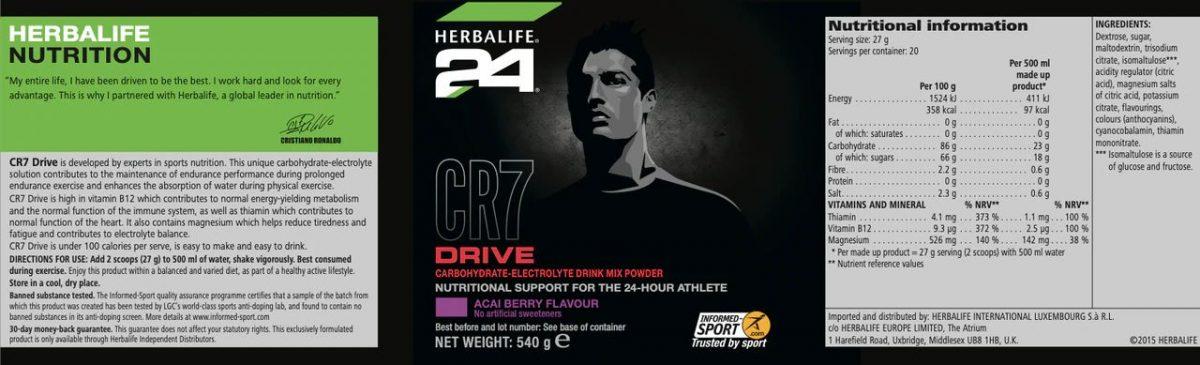 eticheta-ingrediente-herbalife-cr7-drive